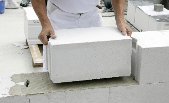 Газобетонные блоки как сделать
